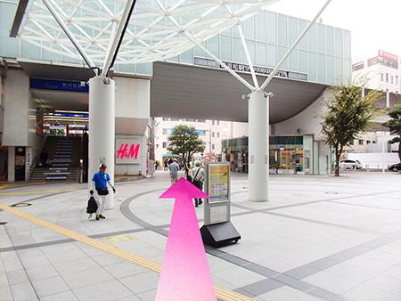 東京中央美容外科浜松院ルート05