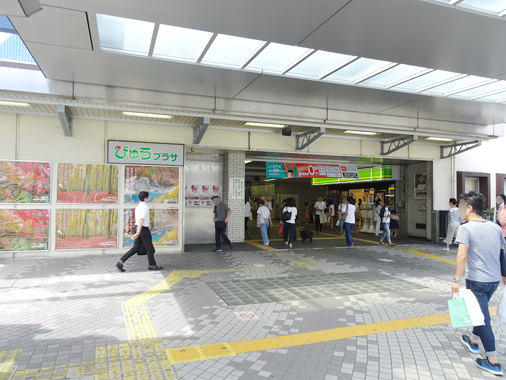 東京中央美容外科川口院ルート01