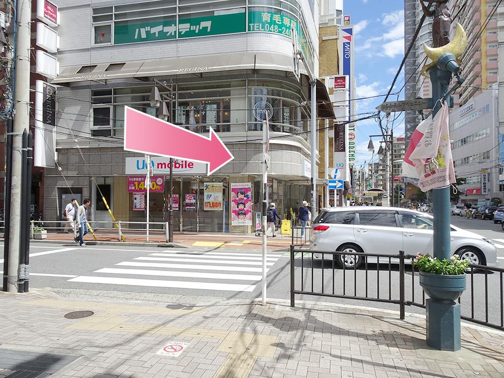 東京中央美容外科川口院ルート06