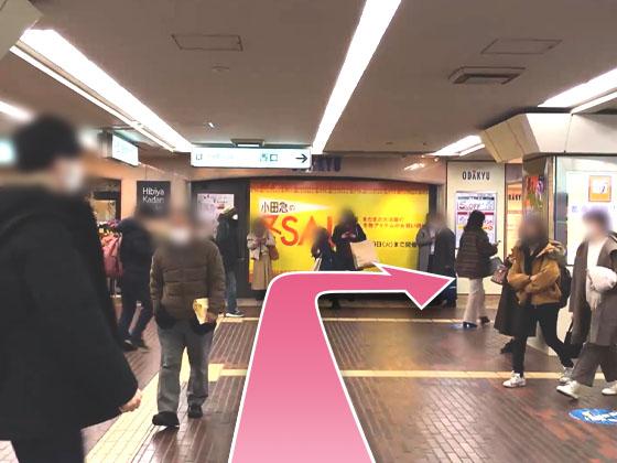 東京中央美容外科町田院小田急線ルート02