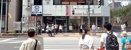 東京中央美容外科中野院JRルート02