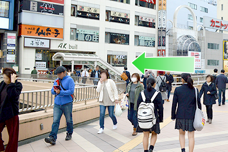 東京中央美容外科仙台院ルート04