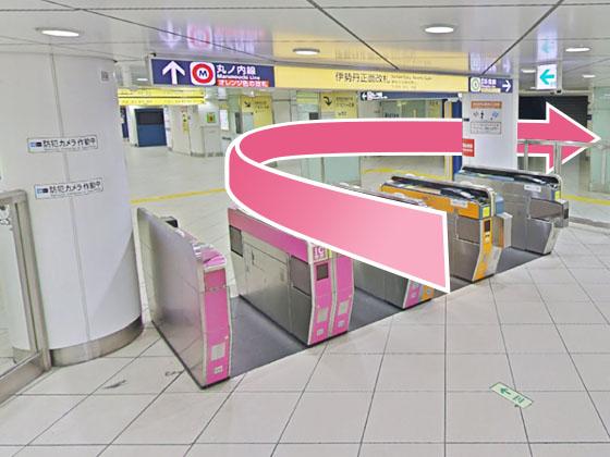 東京中央美容外科新宿三丁目院副都心ルート01
