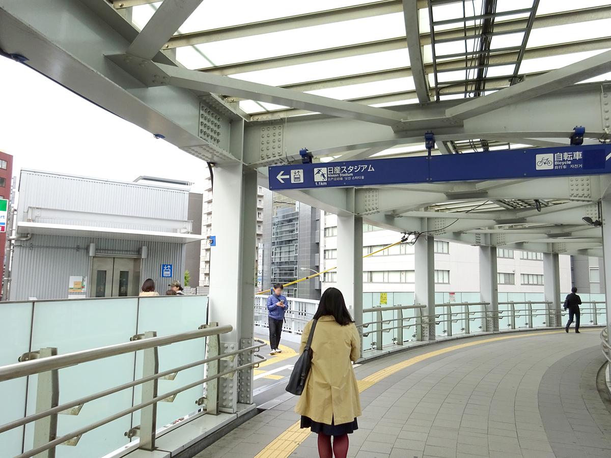 新横浜美容外科JRルート05
