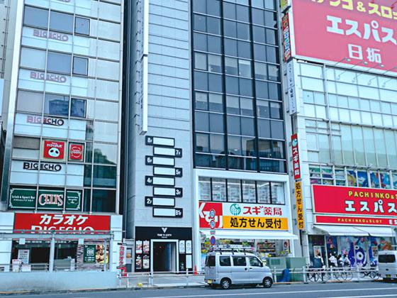 東京中央美容外科上野院京成ルート05