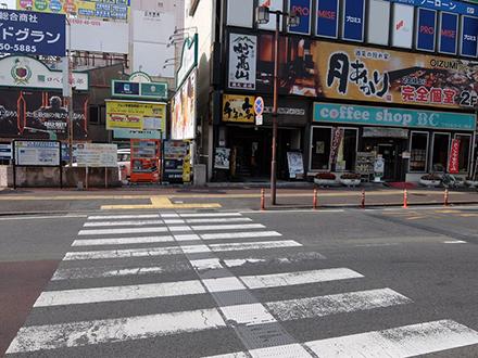 東京中央美容外科宇都宮院JRルート04
