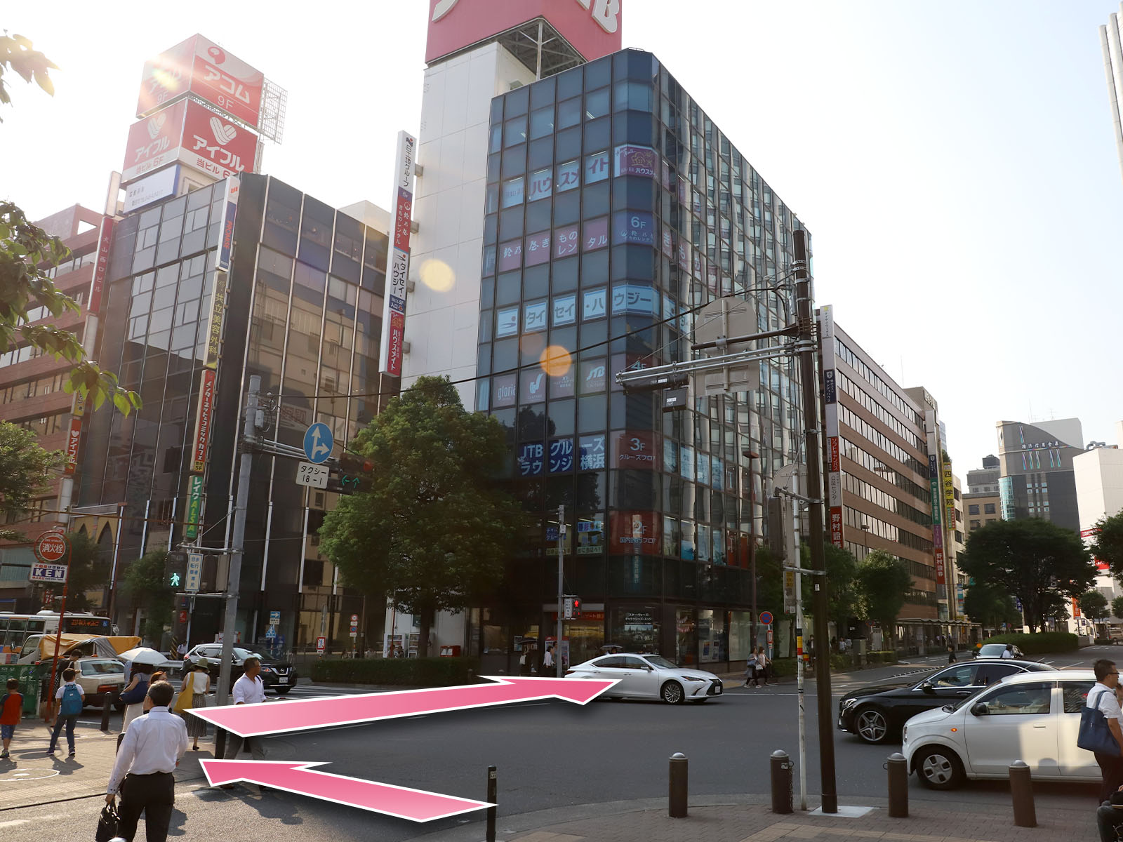 東京中央美容外科横浜院相鉄線ルート06